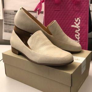 Clarks Pure Sense loafer. Never worn
